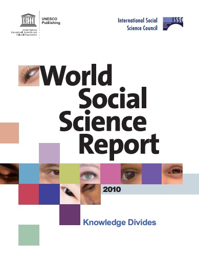 World Social Science Report 2010 - Knowledge Divides