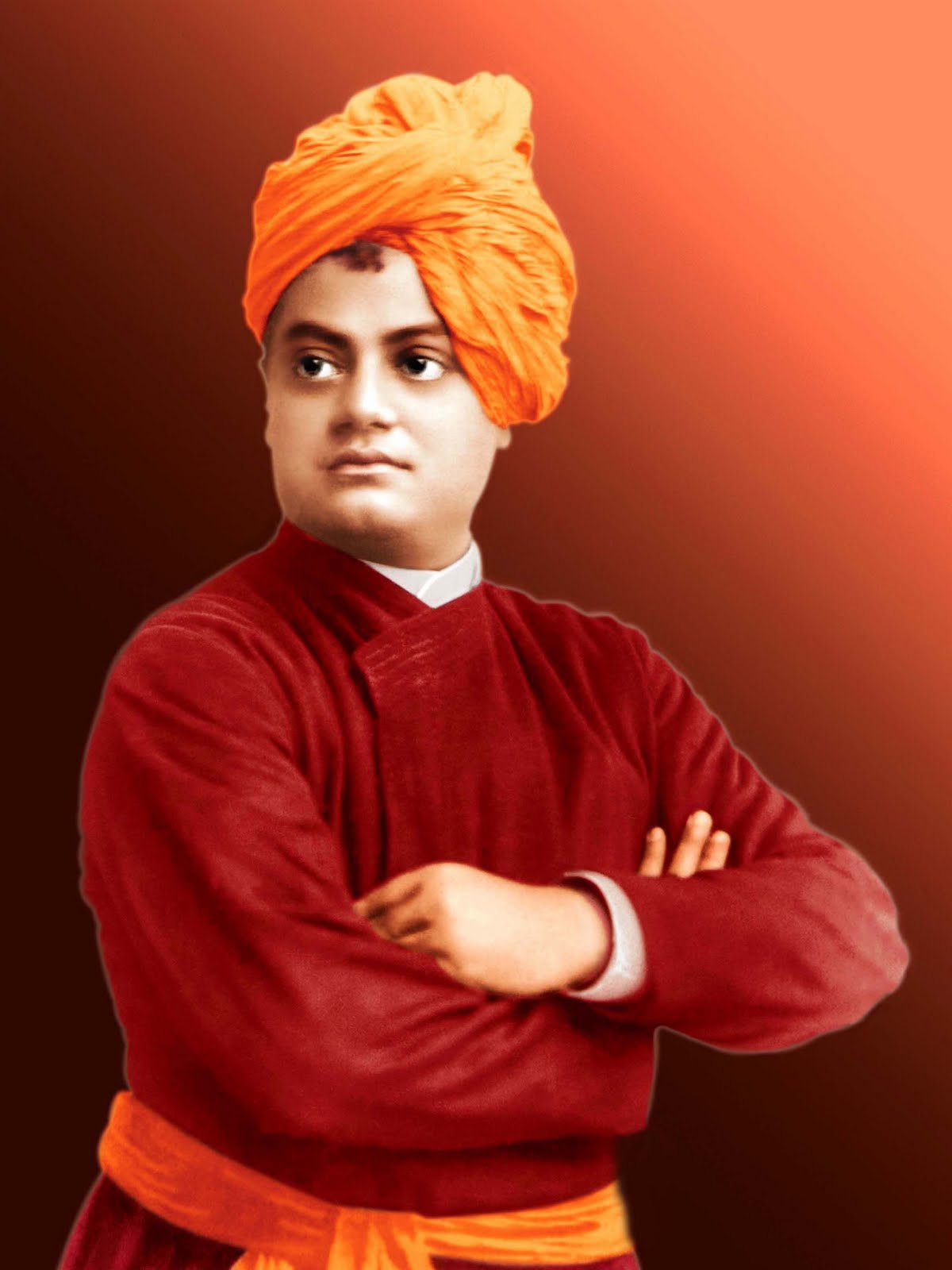 Biographic of Swamiji Vivekananda