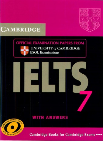 Cambridge English IELTS 7 with Answers