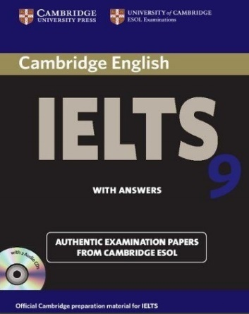 Cambridge English IELTS 9 with Answers
