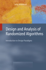 Design and Analysis of Randomized Algorithms - Introduction to Design Paradigms