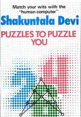 Solution for shakuntala devi 150 puzzles