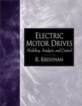 Electric Motor Drives � Modeling, Analysis and Control