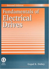 Fundamentals Of Electrical Drives By Gobal K Dubey Study