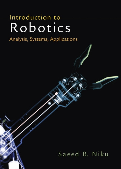 Introduction To Robotics Analysis System Applications By
