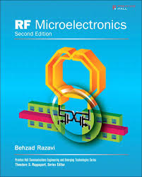 RF MICROELECTRONICS by B Razavi Study Material Lecturing