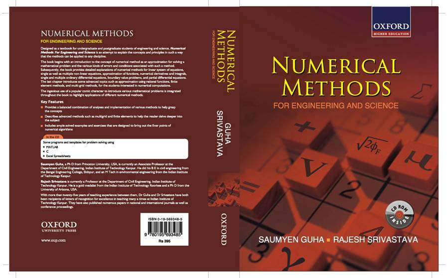 Numerical methods for Engineering and Science