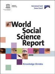 World social science report and 2010 knowledge