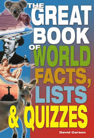 Great Book of World Facts, Lists & Quizzes