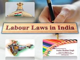 Labour laws india