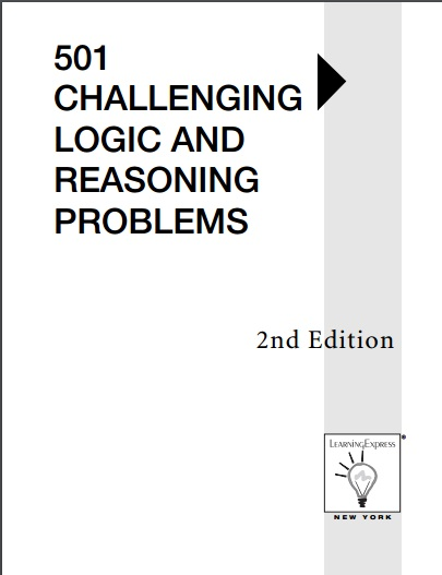 501 Challenging Logic and Reasoning