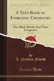 A Text Book of Inorganic Chemisty